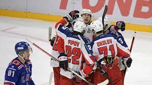 Пять игроков ЦСКА вызваны в сборную России по хоккею
