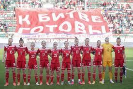 Женская сборная России по футболу вышла на чемпионат Европы-2022