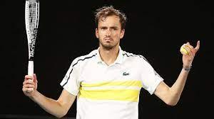 Россиянин Медведев опустился на третье место в рейтинге ATP