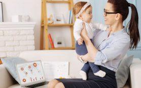 Как успеть все по дому, сидя с ребенком?