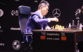 Перед стартом турнира претендентов китайский шахматист Ван Хао дал одно из своих редких интервью