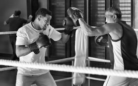 О занятии боксом