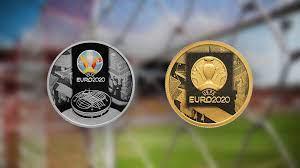 ЦБ РФ выпускает памятные монеты в честь приближающегося ЕВРО-2020