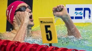 Колесников выиграл «золото» ЧЕ по плаванию с мировым рекордом