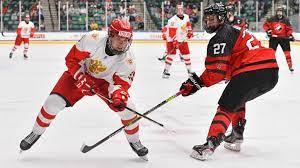 Сборная России завоевала серебро юниорского ЧМ по хоккею
