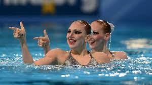 Ромашина и Колесниченко выиграли золото чемпионата Европы