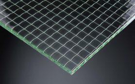 Особенности использования армированного стекла
