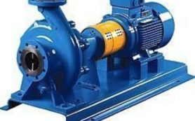 Технические характеристики насоса модели К 65-50-160