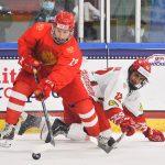 Сборная России вышла в полуфинал юниорского чемпионата мира