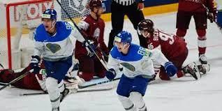 Сборная Норвегии обыграла команду Казахстана в матче ЧМ по хоккею
