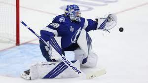 Василевский вошел в первую символическую сборную сезона НХЛ