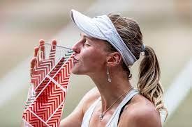 Самсонова взяла первый титул в карьере