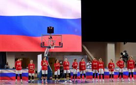 Российские баскетболистки выиграли у Чехии на старте Евробаскета