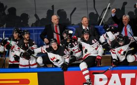 Сборная Канады по хоккею обыграла финнов и стала чемпионом мира