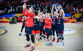 Российские баскетболистки сыграют в квалификации к ЧМ-2022