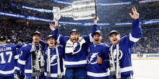 «Тампа-Бэй» второй раз подряд завоевала Кубок Стэнли