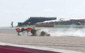 Британец Льюис Хэмилтон выиграл домашний Гран-при в «Формуле-1»