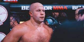 Объявлен соперник Федора Емельяненко на турнире Bellator в Москве