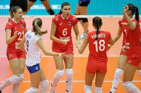 Определен состав женской сборной России по волейболу на чемпионат Европы