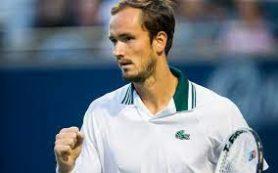 Даниил Медведев сохранил третье место в Чемпионской гонке ATP