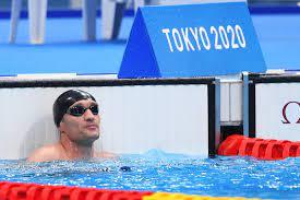 Пловец Калина завоевал золотую медаль на Паралимпийских играх в Токио