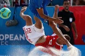 Россияне вышли в плей-офф ЧМ по пляжному футболу