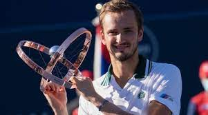 Даниил Медведев одержал юбилейную победу в карьере