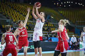 Российские баскетболистки пробились на юниорский ЧМ-2022