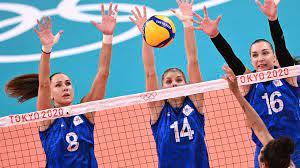 Российские волейболистки вышли в 1/4 финала ОИ с четвертого места в группе