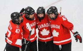 Женская сборная России по хоккею проиграла Канаде на ЧМ
