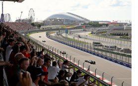 В Сочи этап «Формулы-1» состоится при загрузке трибун в 50%