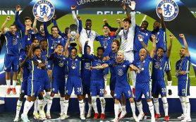«Челси» обыграл «Вильярреал» и завоевал Суперкубок УЕФА