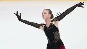 Анна Щербакова возглавляет рейтинг ISU, Александра Трусова идет второй