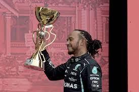 Хэмилтон одержал сотую победу в «Формуле-1», выиграв Гран-при России