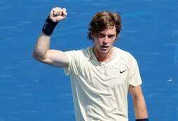 Андрей Рублев вышел в четвертьфинал турнира в Сан-Диего