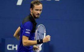Медведев добрался до четвертьфинала US Open