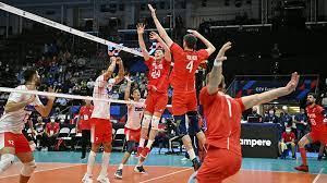 Сборная России по волейболу проиграла Турции на старте чемпионата Европы