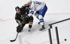 Московское «Динамо» одержало пятую подряд победу в КХЛ