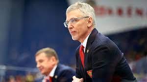 Ларионов покинул пост главного тренера молодежной сборной России по хоккею