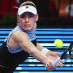 Екатерина Александрова не смогла завоевать титул турнира в Москве
