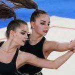 Аверины вышли в финал чемпионата мира по художественной гимнастике