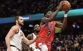 «Чикаго» победил «Кливленд» в предсезонном матче НБА