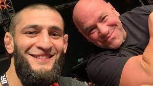 Хабиб сделал прогноз на долгожданный бой Чимаева на UFC 267